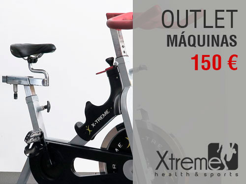 BICI CICLO INDOOR XTREME SP400
