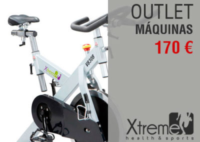 BICI CICLO INDOOR XTREME SP400 2