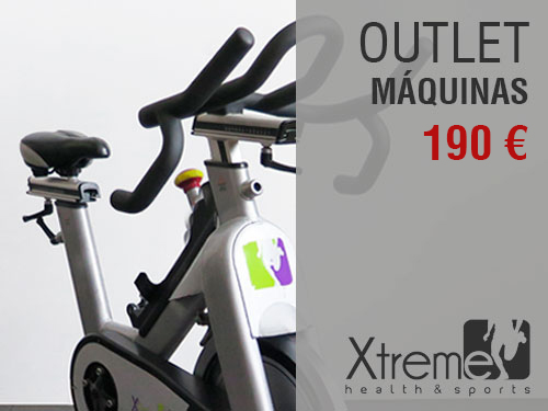 BICI CICLO INDOOR XTREME SP500