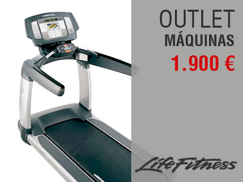 CINTA CORRER 95T LIFE FITNESS